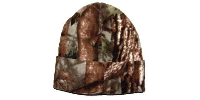 Beanie (Forest Camo) - NEW