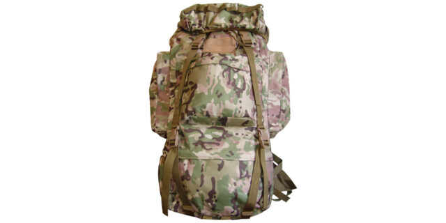70L Multicam Camo Backpack - NEW