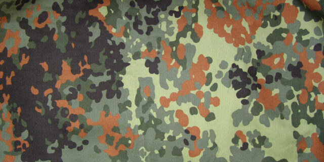 Flecktarn Camo Clothing