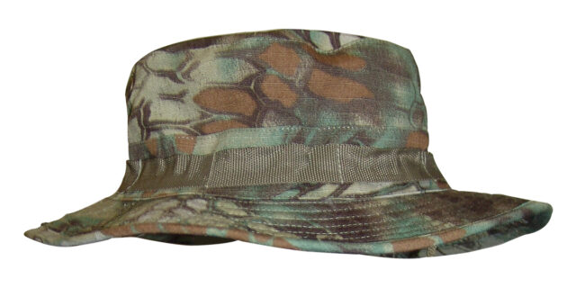 Rattlesnake Camo Bush Hat - NEW
