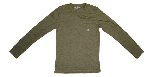 Long Sleeve T-Shirt (Olive Drab) - NEW