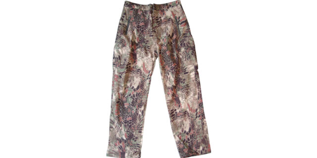 "Rattlesnake Camo ""Soft Shell"" Combat Trousers - NEW"