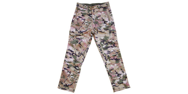 "Multicam Camo ""Soft Shell"" Combat Trousers - NEW"