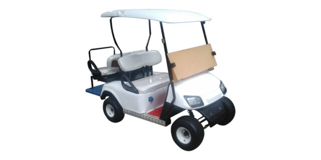 Golf Cart (Electric, 4-seat) - NEW