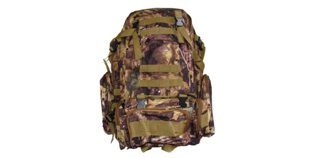 4 Piece Backpack +/- 35L Combo (Deep Forest Camo) - NEW