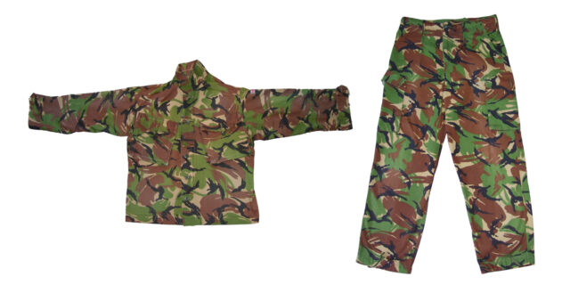 British Military Surplus Uniform (DPM Camo) - Used GRADE 2