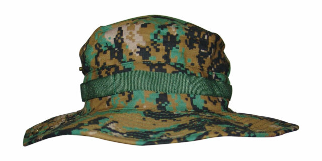 Bush Hat (Digital Woodland Camo) - NEW