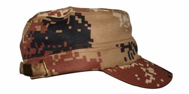 Cap (Digital Dark Desert Camo) - NEW