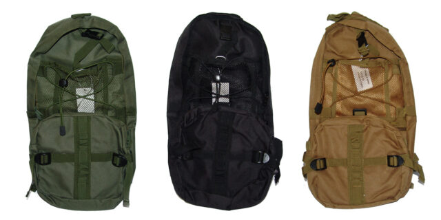 Combination Hydration / Backpack (Various Colours) - NEW