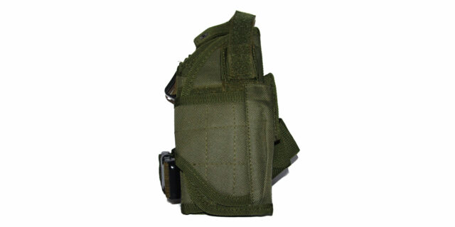 Leg Gun Holster (Olive Green) - NEW
