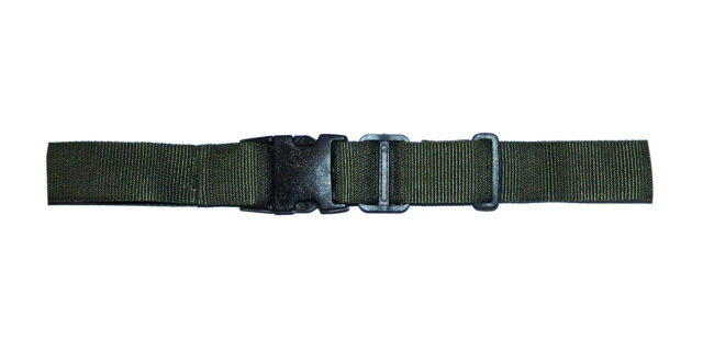 Belt (Narrow, Olive Drab) - NEW