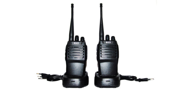 2-Way Radio Set - NEW