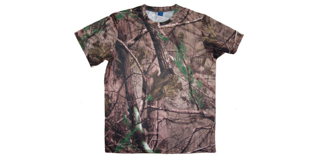 Deep Forest Camo T-Shirt - NEW