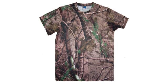Deep Forest Camo T-Shirt - NEW