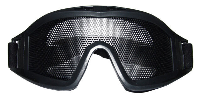 Mesh Visor, Black Colour - NEW