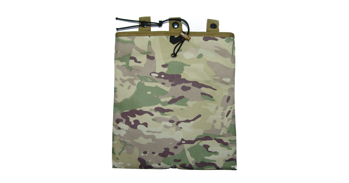 Storage Pouch (Multicam Camo) - NEW