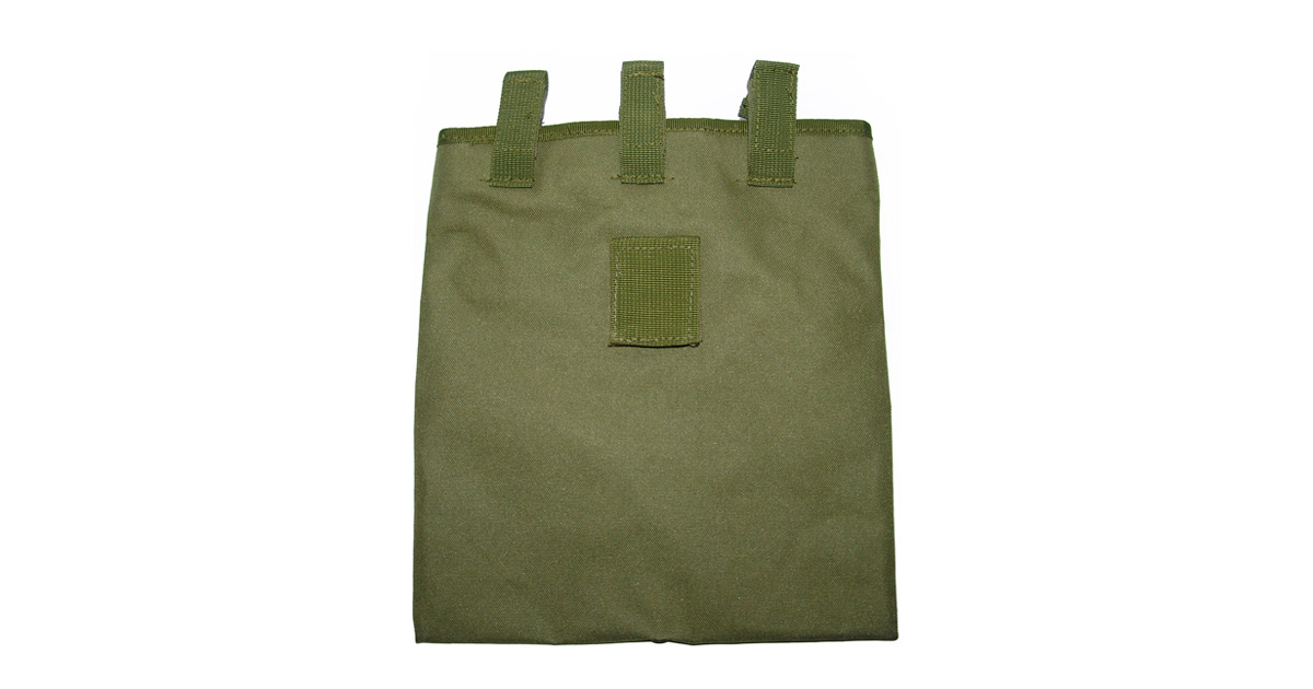 Storage Pouch (Olive Drab / Green) - NEW