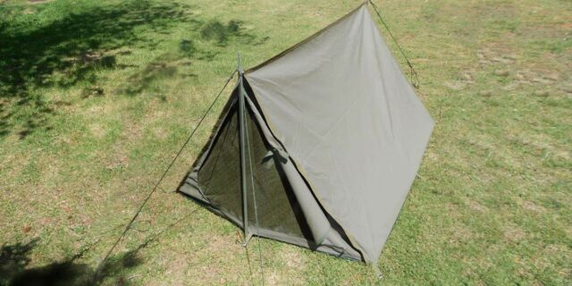 1 Man Cottage Tent (Ripblock Canvas) - NEW