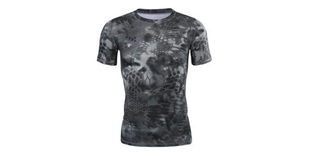 Taipan Camo T-Shirt (Stretchy Material) - NEW