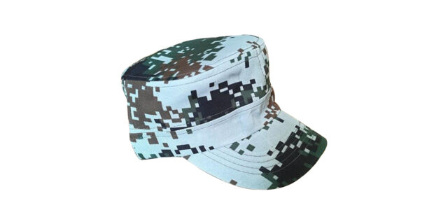 Green/Grey Digital Camo Cap - NEW