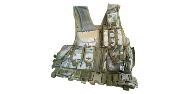 Multicam Tactical Vest - NEW
