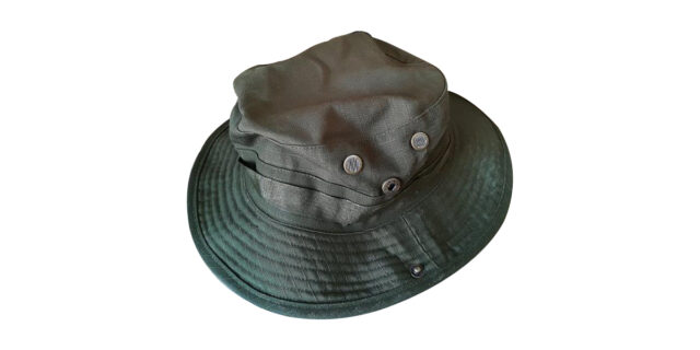 Olive Green Bush Hat - NEW