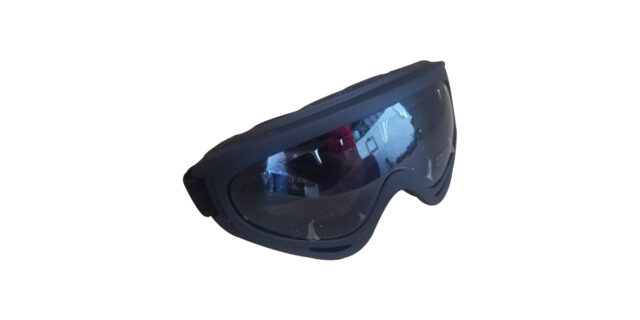 Paintball Goggles (Black) - NEW