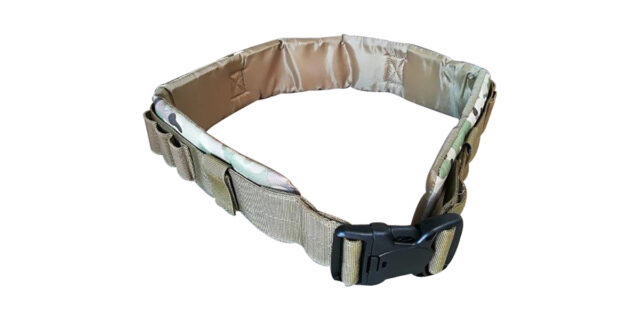 Camouflage Shotgun Belt (Various Colours) - NEW