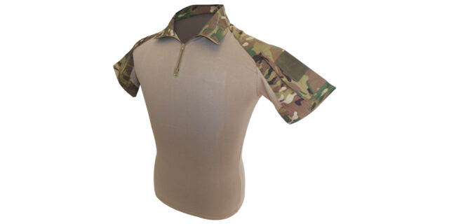Multicam Camo Golf Shirt (Slim Fit) - NEW
