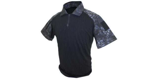 Taipan Camo Golf Shirt (Slim Fit) - NEW