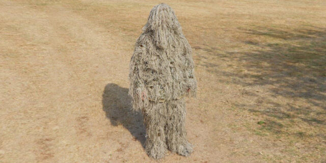 Bushveld Ghillie Suit - NEW