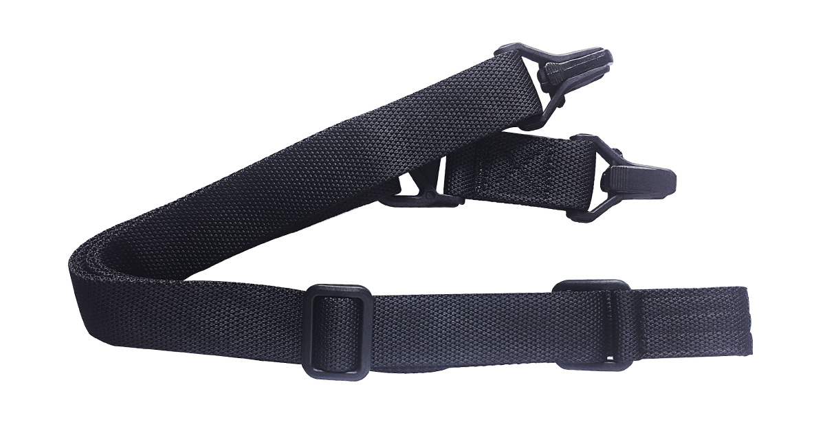 2 Point Sling (Black) - NEW