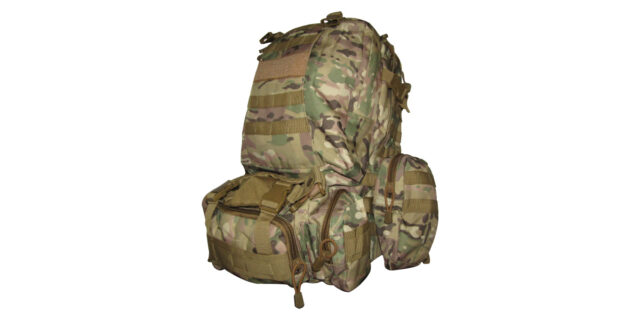 4 Piece Backpack +/- 36L Combo (Multicam Camo) - NEW
