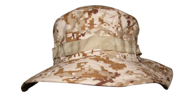 Digital Desert Camo Bush Hat - NEW