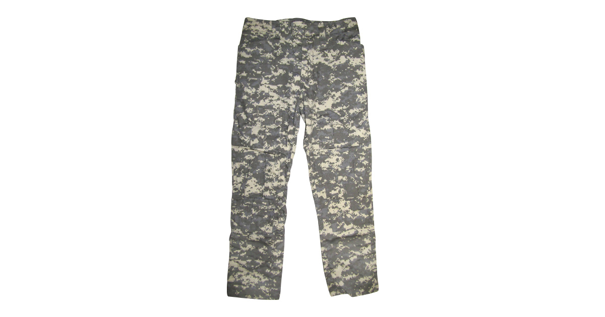 """Digital Grey Camo """"Frog Trousers"""" excluding Knee Pads - NEW"""