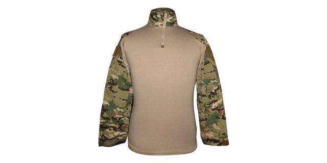 "Multicam Camo ""Frog Shirt"" excluding Elbow Pads - NEW"