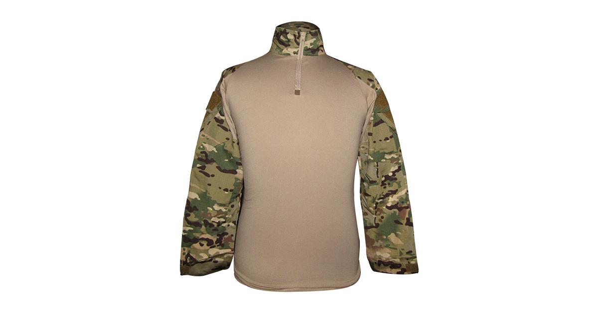 "Multicam Camo ""Frog Shirt"" excluding Elbow Pads - NEW"