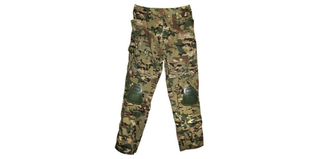 "Multicam ""Frog Trouser"" including Knee Pads - NEW"