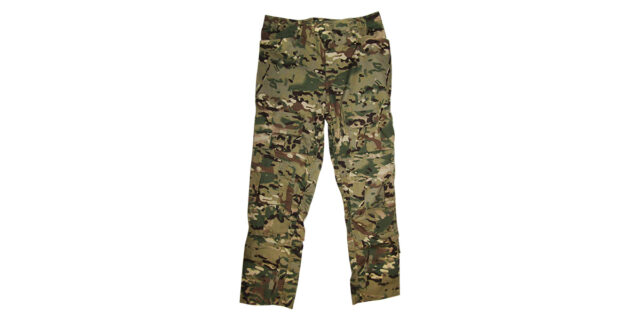 "Multicam ""Frog Trousers"" excluding Knee Pads - NEW"