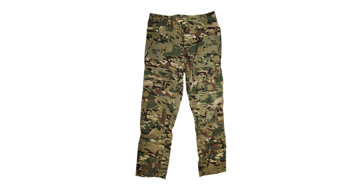 """Multicam """"Frog Trousers"""" excluding Knee Pads - NEW"""