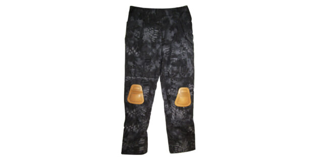 """Taipan Camo """"Frog Trousers"""" including Knee Pads - NEW"""