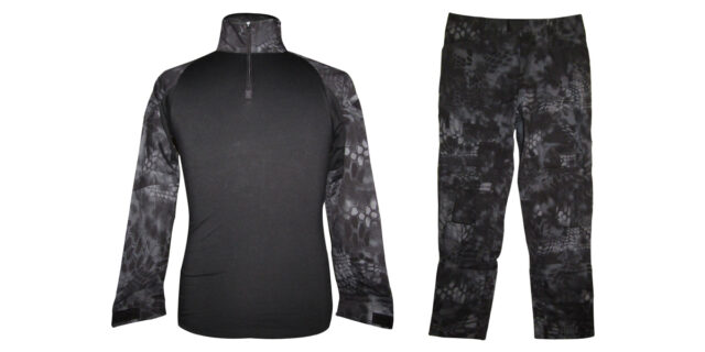 """Taipan Camo """"Frog Uniform"""" excluding Knee & Elbow Pads - NEW"""