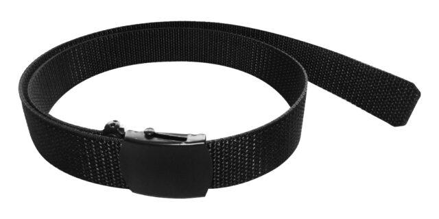 Pin Buckle Belt (Black) - NEW