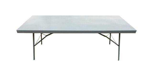 Steel Folding Table - NEW