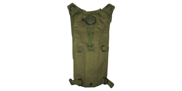 Hydration Pack (Olive Green) - NEW