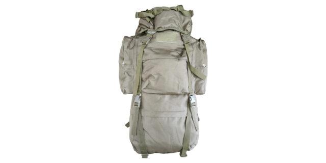 70L Beige Backpack - NEW