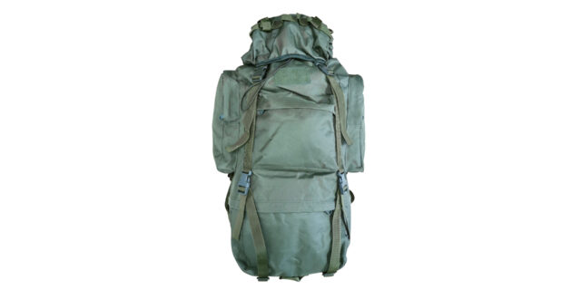70L Olive Green Backpack - NEW