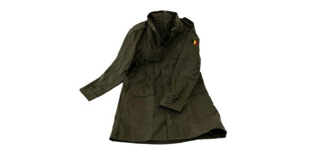 Belgium Parka Jacket - USED GRADE 1