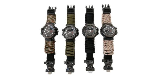 Yuzex Paracord Watch (Various Colours) - NEW