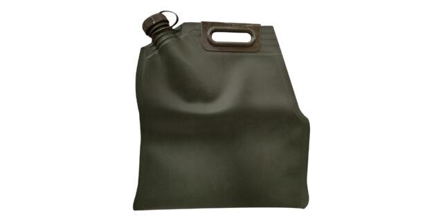10L Fuel Bladder (Olive Green, Diesel or Petrol) - NEW